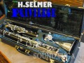 H.SELMER PRIVILEGE Low C BS CL バスクラリネット 美品