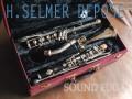 H.SELMER DEPOSE-alto clarinet アルトクラリネット