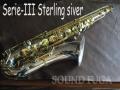H.SELMER SERIE-III Sterling Silve 68万番台 テナーサックス 極上