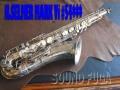 H.SELMER MARK VI  54千番台 オリジナル銀メッキ テナーサックス