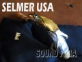 SELMER USA TENOR SOLID SILVER NECKテナー用シルバーネック