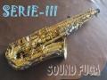 ★決算セール★ H.SELMER SERIE-III 64万番台 彫刻付 ALTO アルトサックス