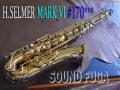 ★ポッキリ70万円★ H.SELMER MARK VI 17万番台 テナーサックス オリジナルラッカー98%