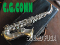 C.G.CONN NEW WONDER SP 57千番台 カーブドソプラノ