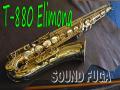 YANAGISAWA T-880 Elimona テナーサックス OH済 良品
