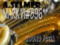 A.SELMER MARK VI 89千番台 オリジナルラッカー アルトサックス