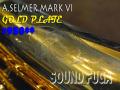 A.SELMER MARK VI オリジナルGP 98千番台 博物館クラス 超希少 アルトサックス