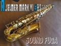 H.SELMER MARK VI 11万番台 High-F#キー付  アルトサックス