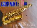★Big Summer Sale★ A.SELMER MARK VI 14万番 オリジナルラッカー85% アルトサックス