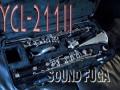 YAMAHA YCL-221II  BASS CLARINET バスクラリネット 美品
