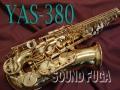 YAMAHA YAS-380 ALTO アルトサックス 3WAY CASE 極上品