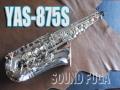 YAMAHA YAS-875S 銀メッキ G1 ネック アルトサックス 極上