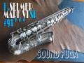H.SELMER MARK VI オリジナルSP 91千番台 希少銀メッキ アルトサックス