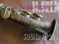 H.SELMER MARK VI 19万番台 ソプラノサックス マウスピース7本付