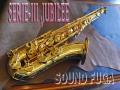 ★★ H.SELMER SERIE-III 彫刻付 75万番 JUBILLEE TENOR テナーサックス 良品
