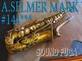 A.SELMER MARKVI 144千番台 オリジナルラッカー アルトサックス/DUKOFF MIAMI.F  D5付
