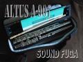 ★★ ALTUS A-907E 頭部管銀製 Eメカ付  フルート