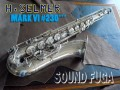 H.SELMER MARK VI  オリジナルSP 23万番台 彫刻付テナーサックス
