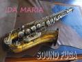 第3弾★祝・令和元年セール★IDA MARIA GRASSI テナーサックス イタリア製