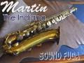 ★Spring★ MARTIN The Indiana 37千番 テナーサックス