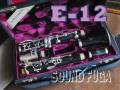 B.CRAMPON E-12 Bb CLARINET クラリネット 良品