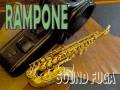 RAMPONE R1 【JAZZ TWO VOICE 】 シルバーソニック カーブドソプラノ 美品