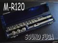 MURAMATSU M-R120 リングキー 頭部管銀製 フルート