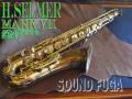 H.SELMER MARK VII 初期24万番台 オリジナルラッカー  テナーサックス