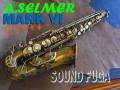 A.SELMER MARK VIアルト 11万番台 オリジナルラッカー60%