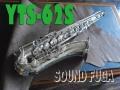 YAMAHA YTS-62S 銀メッキ G1ネック テナーサックス 良品