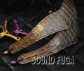 風雅オリジナル CUSTOM BIRD スリムパッド ストラップ