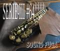 H.SELMER SERIE-III 64万番台 BLACK アルトサックス 良品