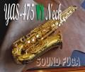 YAMAHA YAS-475 カスタムV1 NECK付 ALTO アルトサックス