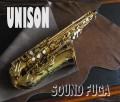 UNISON AS-300II アルトサックス 極上美品