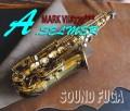 A.SELMER MARK VII  27万番台 オリジナルラッカー98% アルトサックス