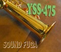 ★Big Summer Sale★ YAMAHA YSS-475 ソプラノサックス 3Wayセミハードケース 新同品