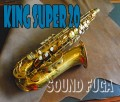 KING SUPER 20 Full Pearl 31万番 アルトサックス