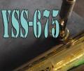 YAMAHA YSS-675 ソプラノサックス M1ネック 極上美品