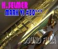 H.SELMER MARK6 30万番台 ソプラノ オリジナルラッカー98%