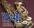 YAMAHA YAS-480 ALTO アルトサックス 3WAYケース 極上品