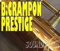 B.CRAMPON PRESTIGE ★幻の名器★ 超希少 プレステージ ソプラノサックス
