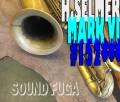 ★☆Spring Sale☆★H.SELMER MARK6 15万番台 Low-A付 バリトン オリジナルラッカー