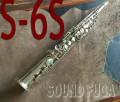 第2弾★祝・令和元年セール★YANAGISAWA S-6S 希少銀メッキ ソプラノサックス 良品