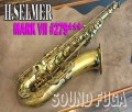 H.SELMER MARK VII 27万番 テナーサックス