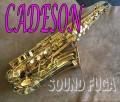CADESON A-900GB アルトサックス 委託品