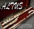 ALTUS SAF-819SE アルトフルート ALTO FLUTE 頭部管2種 美品