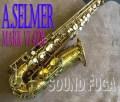 A.SELMER MARK VI  オリジナルLQ98% High-F#キー付き 22万番台 アルトサックス
