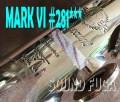 ★歳末感謝セール★H.SELMER MARK VI 希少 彫刻付き銀メッキ 28万番台 ソプラノサックス