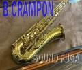 B.Crampon BC-20 テナーサックス 美品