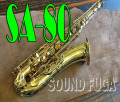 第3弾★祝・令和元年セール★H.SELMER SA-80シリーズ1 彫刻付 35万番台 テナーサックス オリジナルラッカー98% 良品